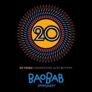 Baobab 20 on black