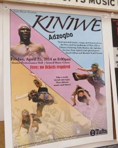 Kiniwe poster
