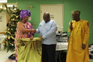 Outgoing Ghana HC